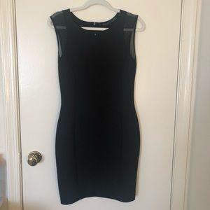 Guess mini black dress